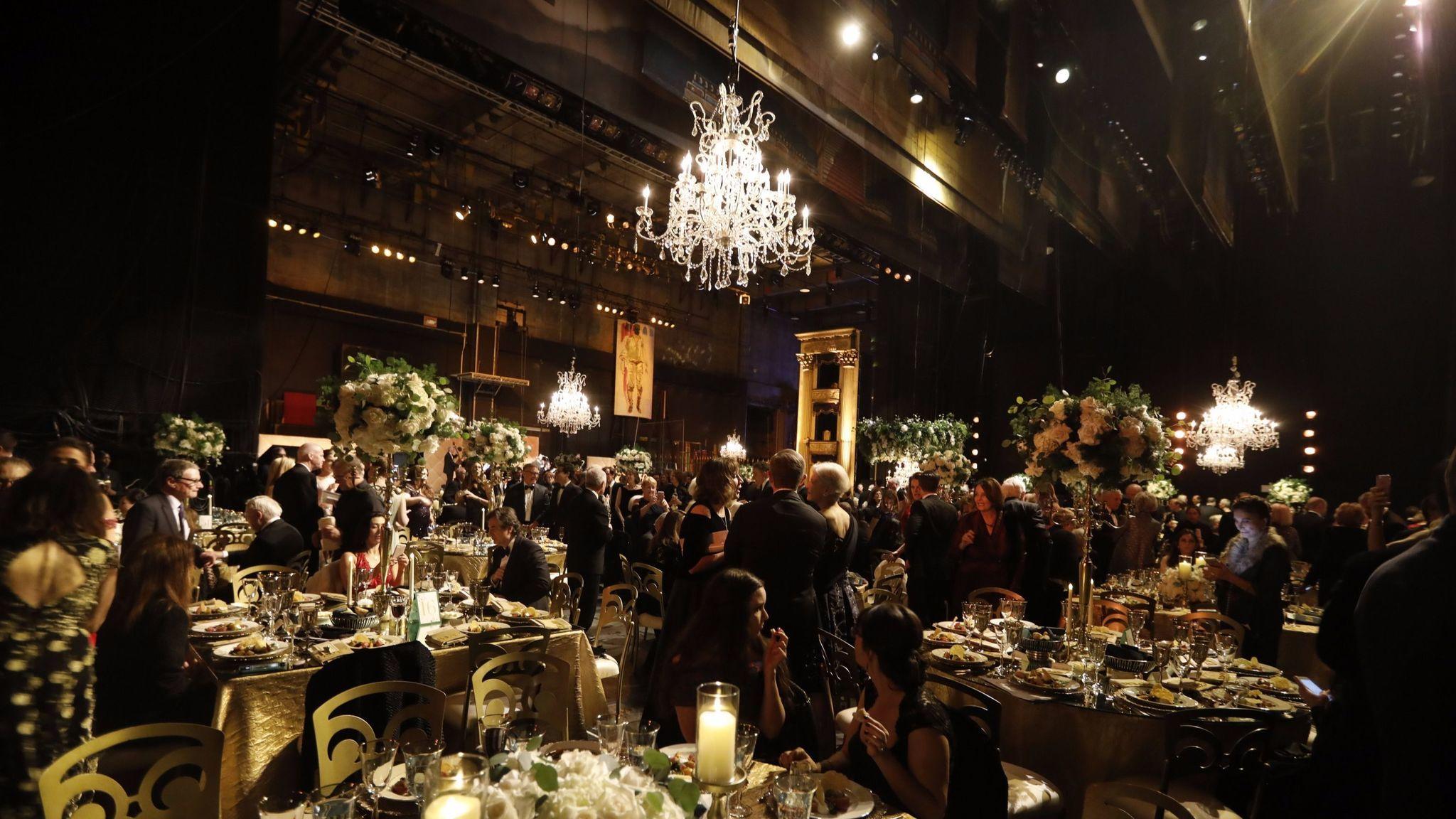 L.A. Opera Dinner