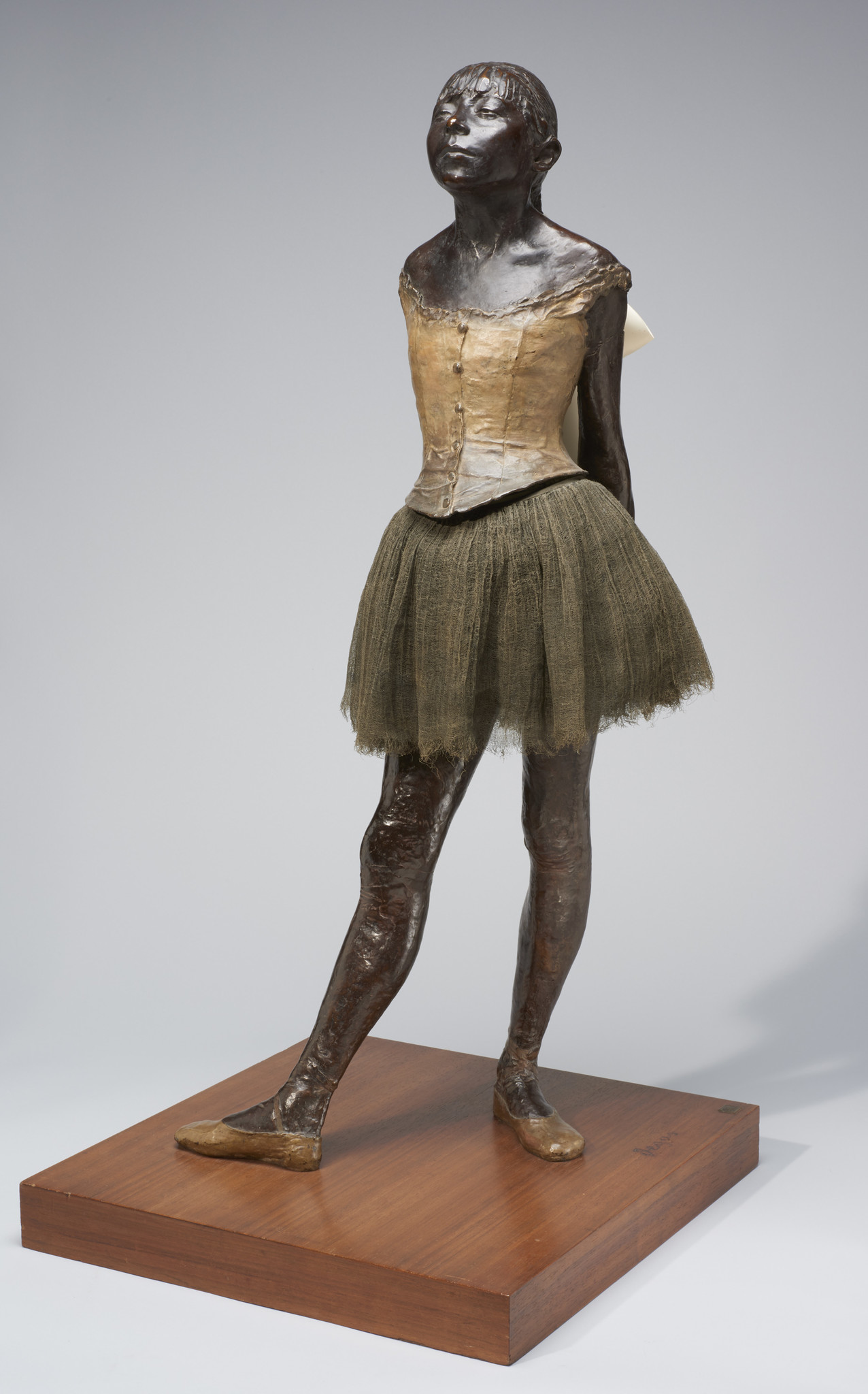 Degas exhibited only one sculpture in his lifetime; now 70 have gone on  view - Los Angeles Times