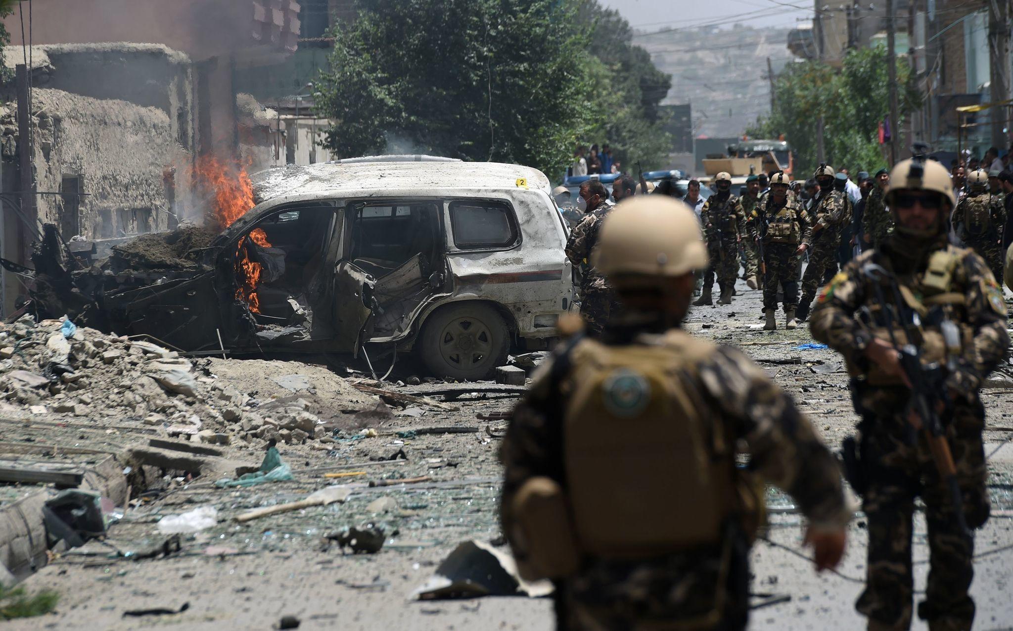 U.S. faces international probe over Afghanistan - Sun Sentinel