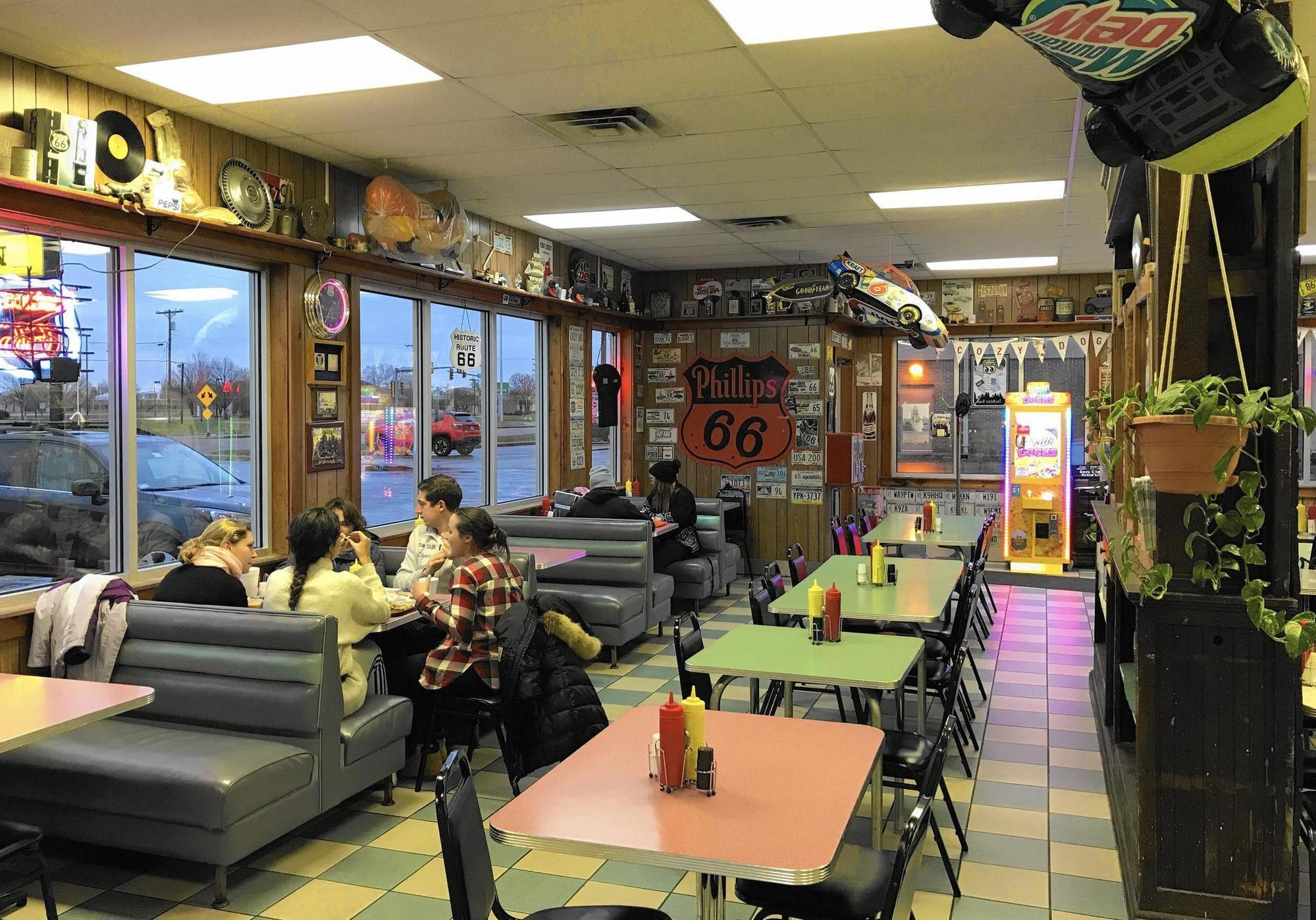 beyond the horseshoe: how i fell in love with springfield food