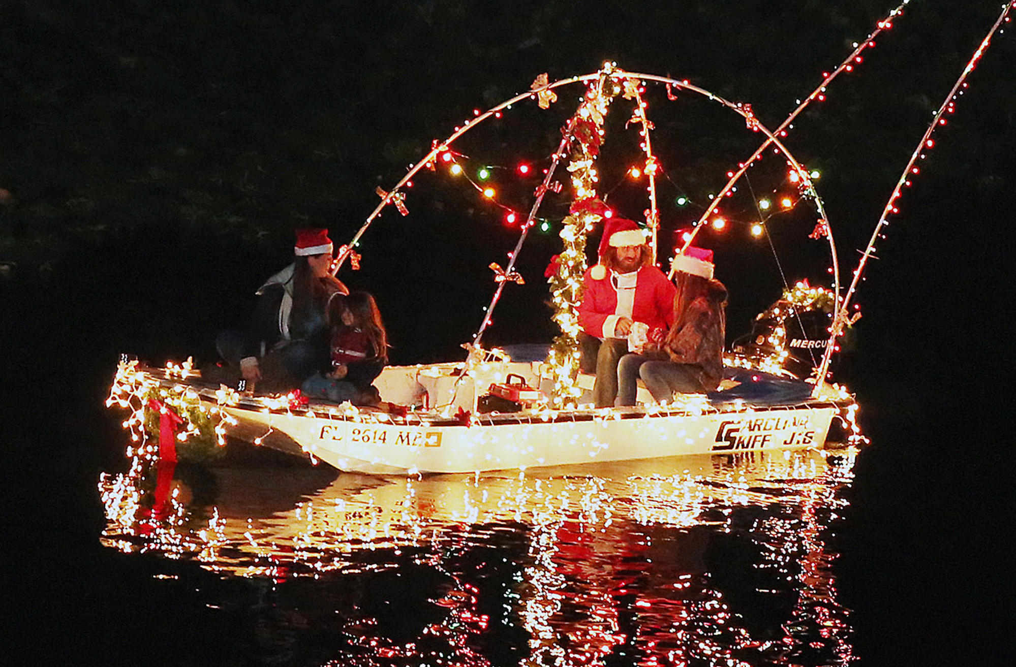December filled with holiday boat parades across Florida - Orlando ...