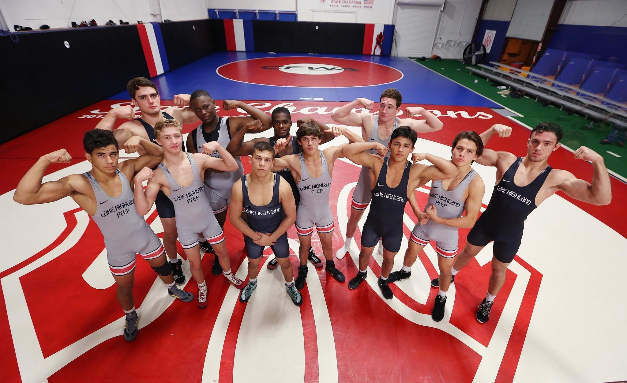 Reviews >> Pictures: 2017 Wrestling Media Day - Orlando Sentinel