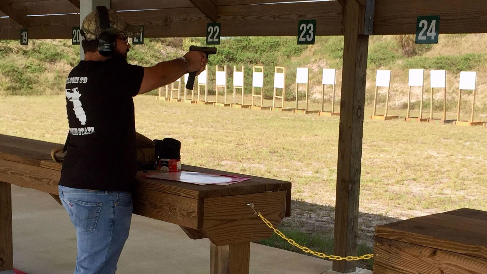 Shooting Range Orlando >> New public gun range opens in rural slice of Osceola - Orlando Sentinel