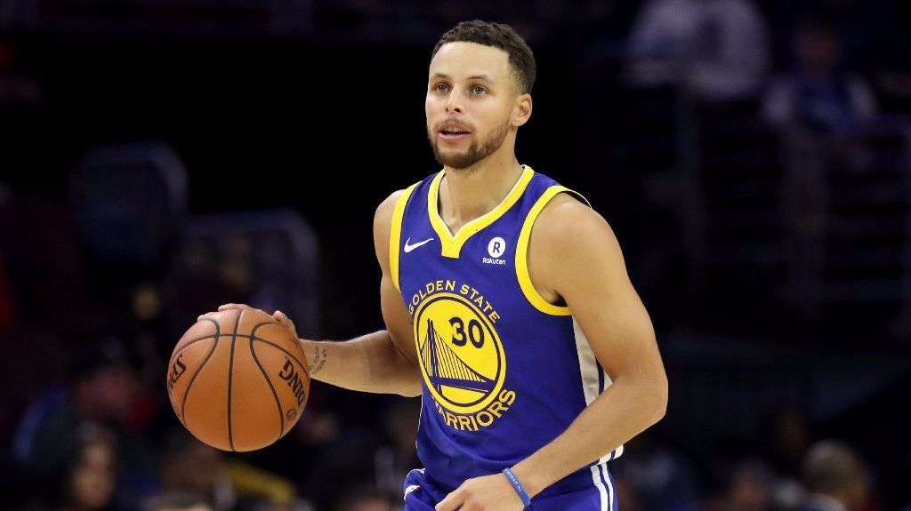 Golden State Warriors guard Stephen Curry has been the subject of Trump's criticism.