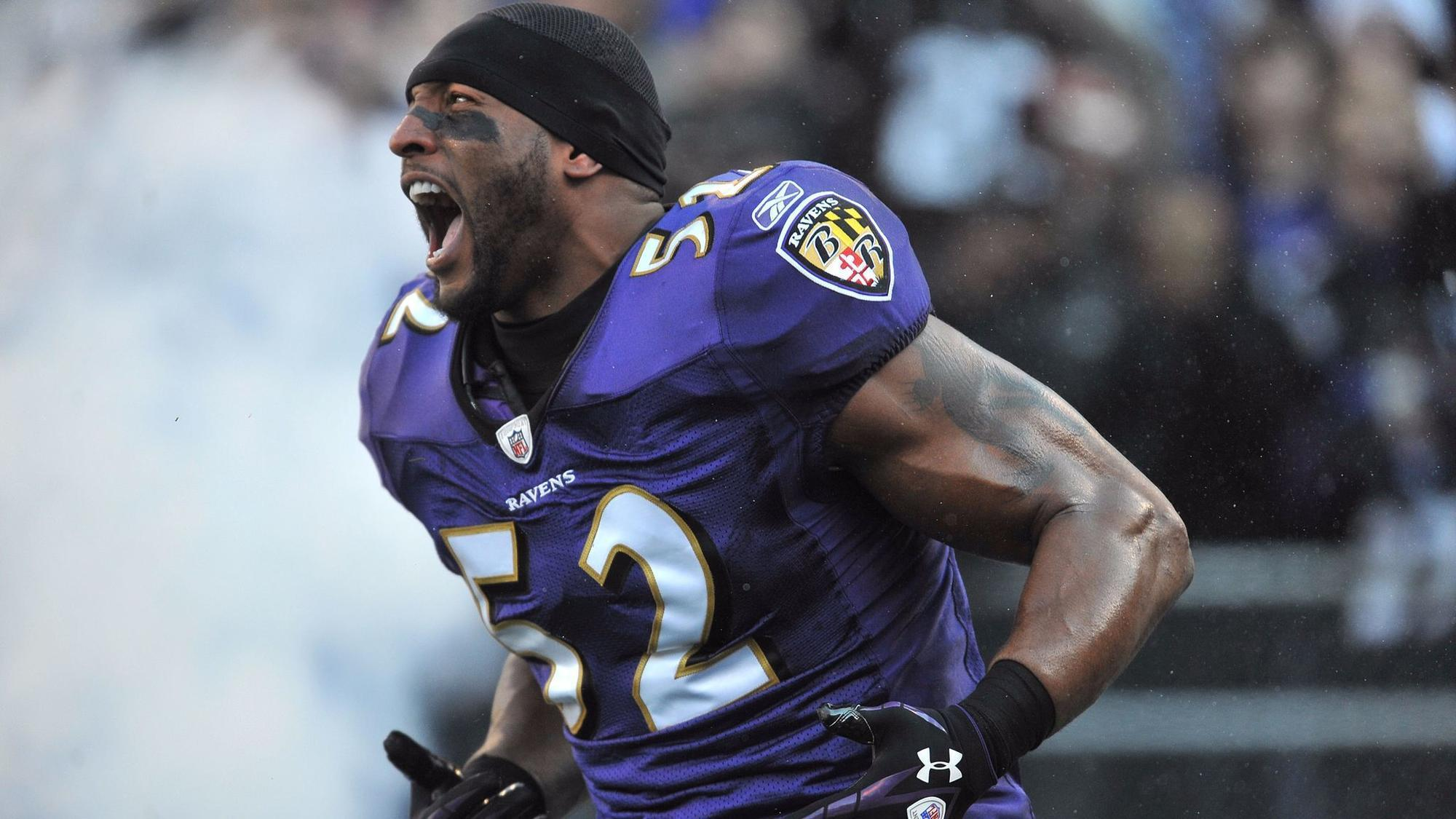 Former Ravens LB Ray Lewis one of 27 semifinalists for 2018 Pro Football  Hall of Fame class 37caad0d8