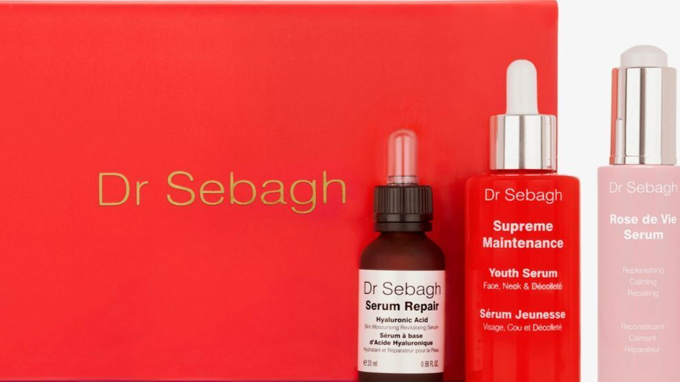 Dr Sebagh serums are widely praised for their ability to deliver a high concentration of active ingredients. D