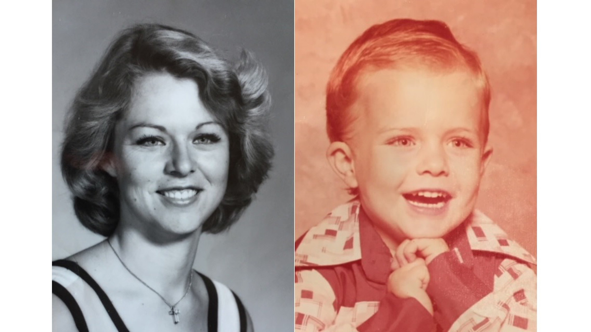 Rhonda Wicht, 24, and her 4-year-old son, Donald, were killed in 1978.
