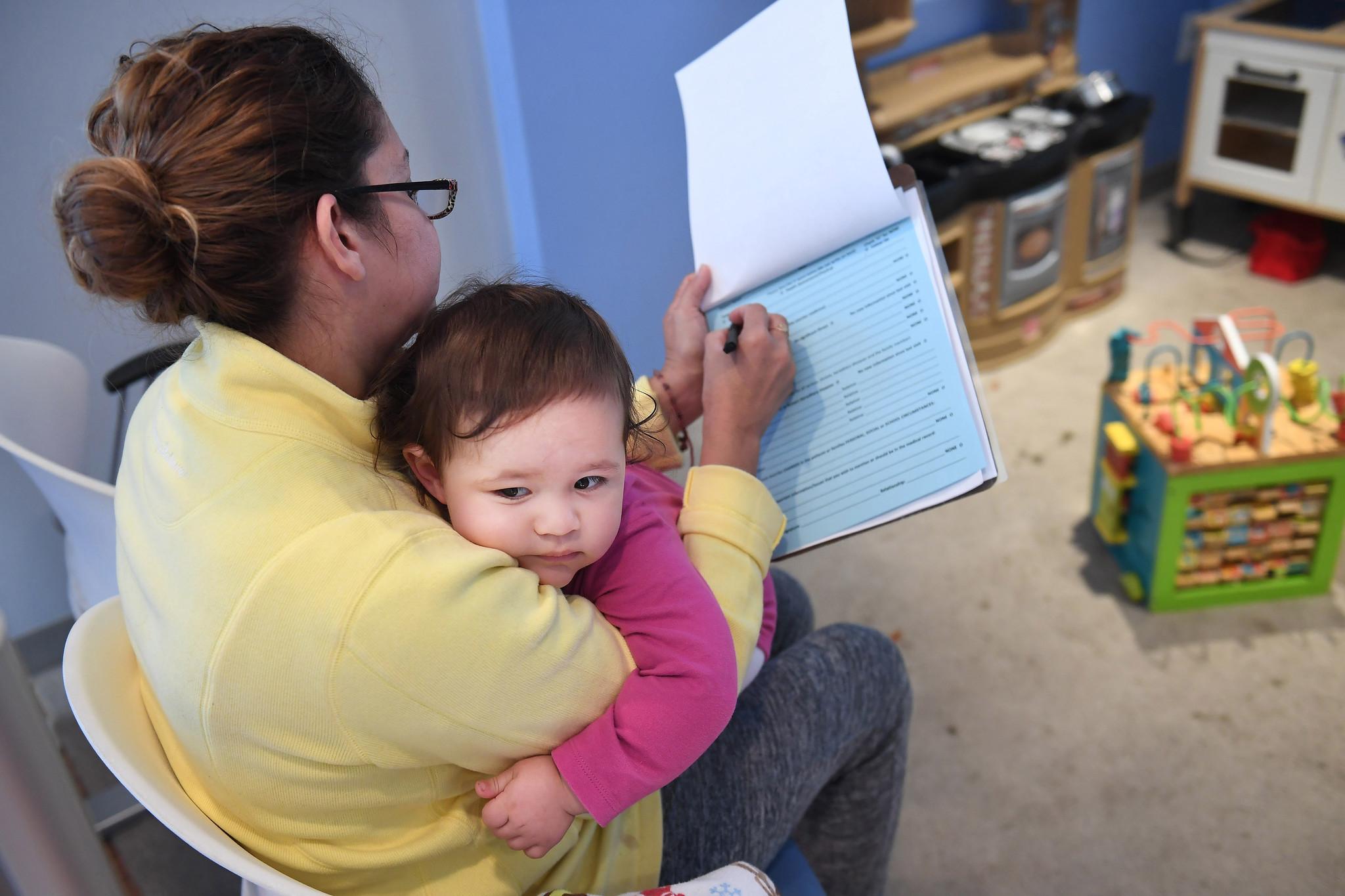 States prepare to shut down children's health programs if ...