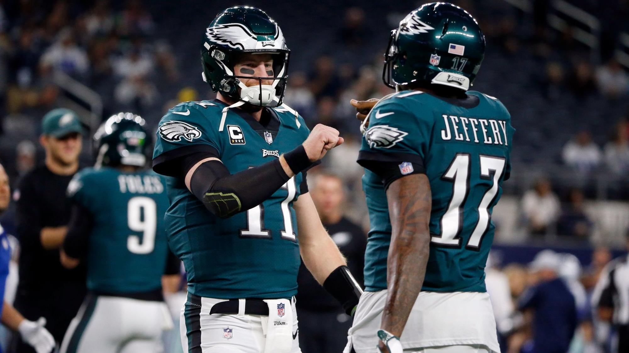 0f7c3a8db57 Eagles: Can Bears stop the Eagles' offense and score themselves? - Chicago  Tribune
