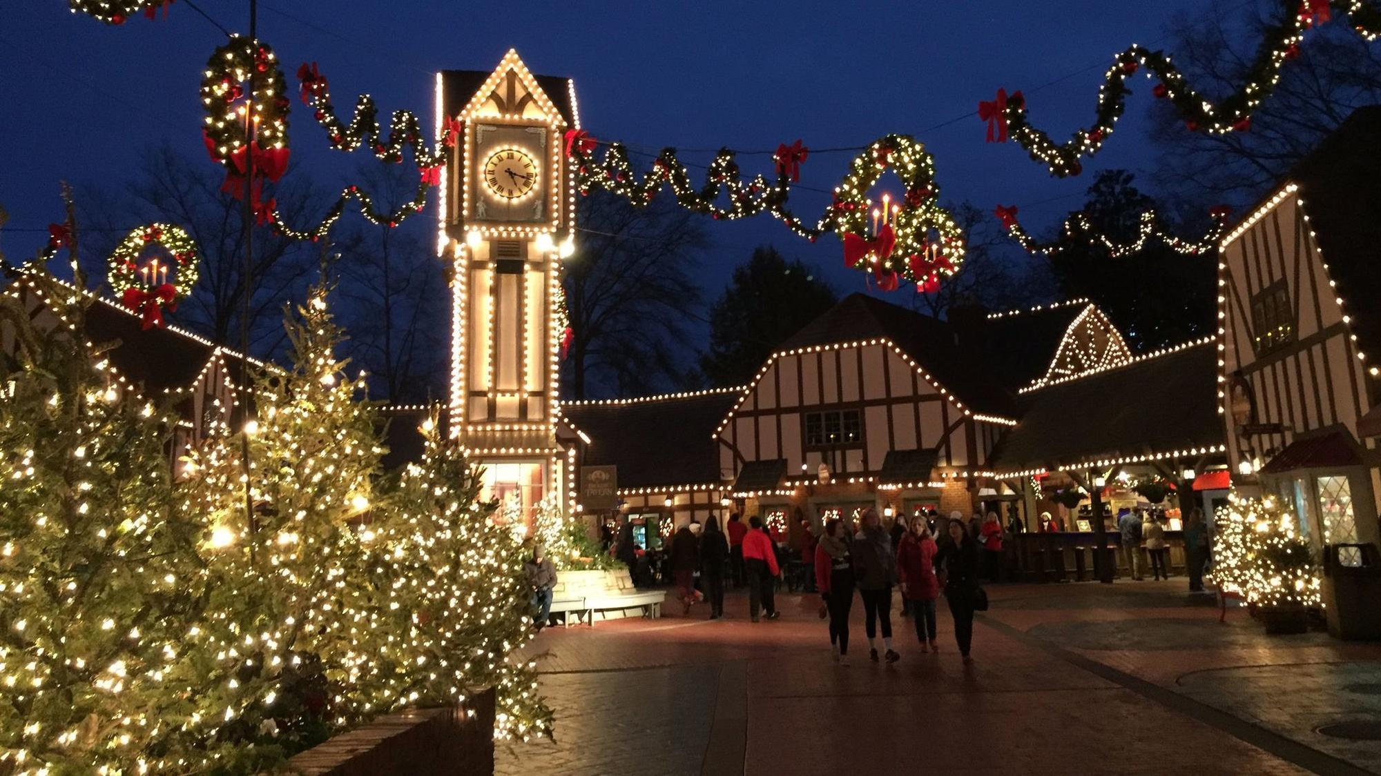 Christmas Town Back  Bigger Than Ever