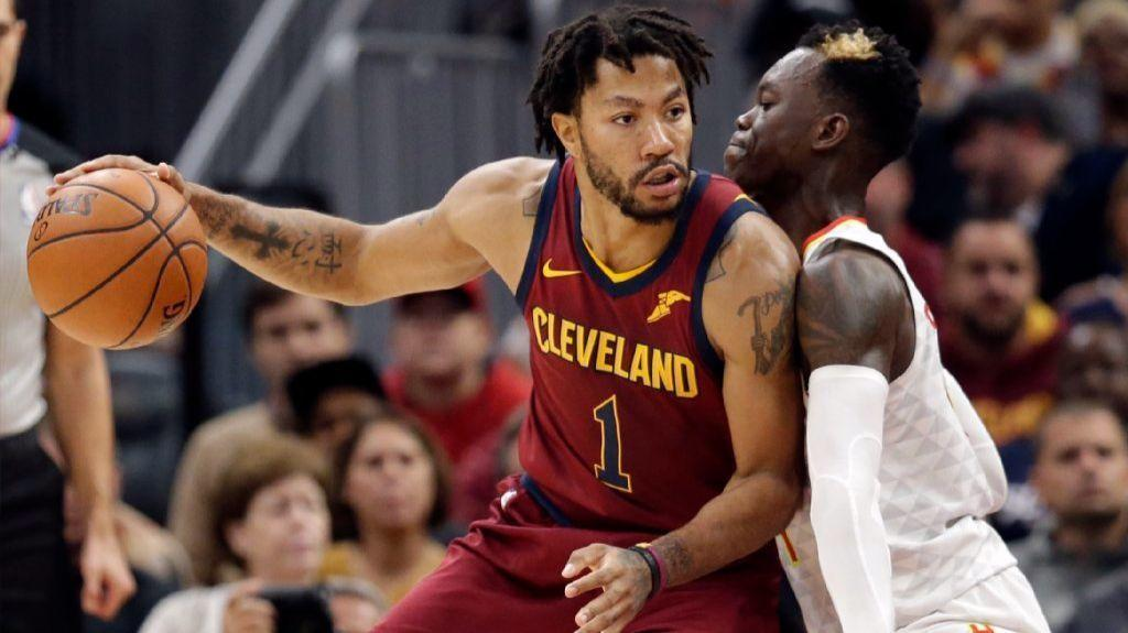 2f37cb787446 Derrick Rose takes leave from Cavaliers  source says injuries have taken  mental toll