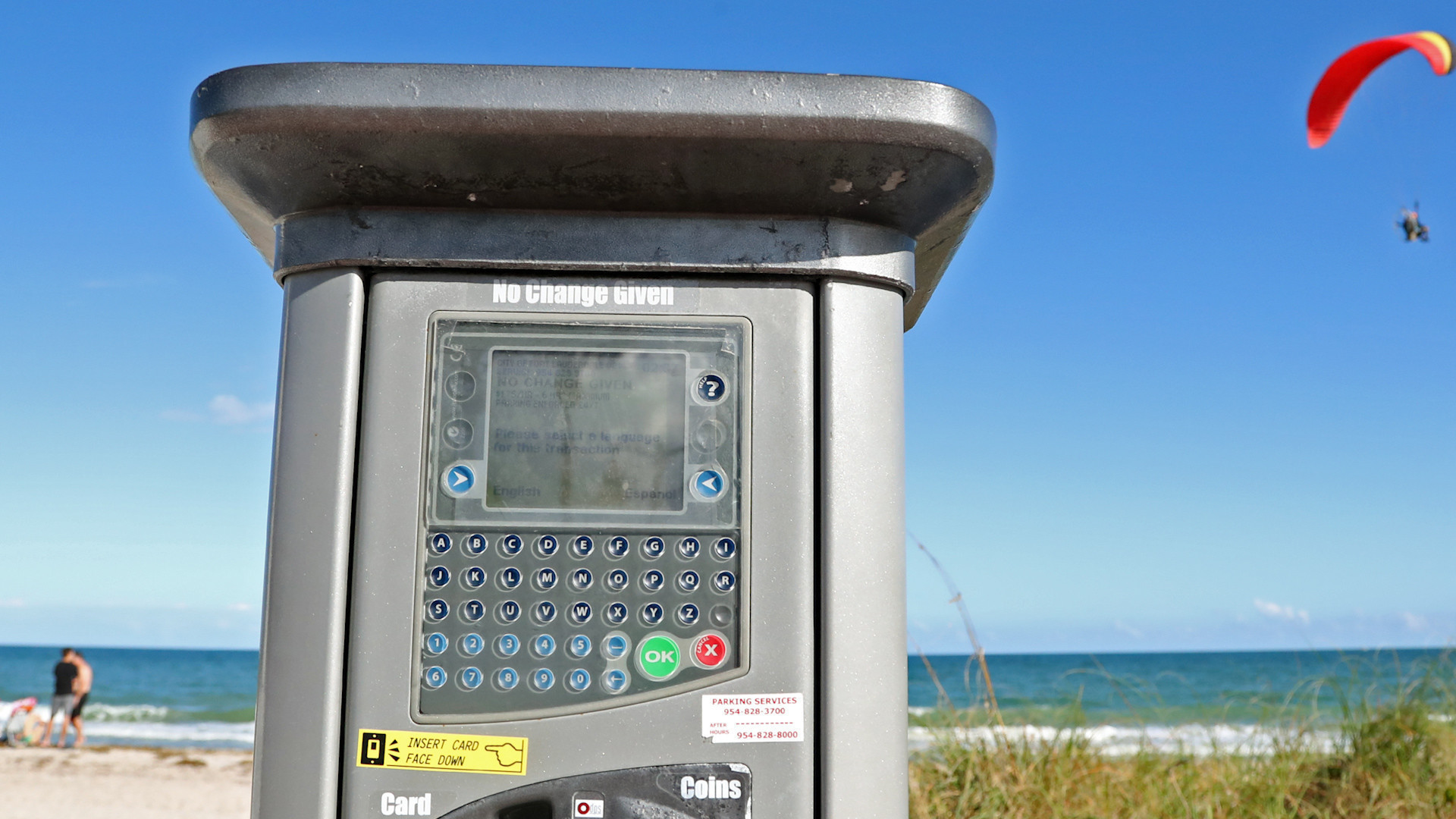 For The First Time In Six Years Hollywood Beach Has Doubled Its Parking Rates Bargain Pers Are Suggested To Look At Delray Or Pompano Sun