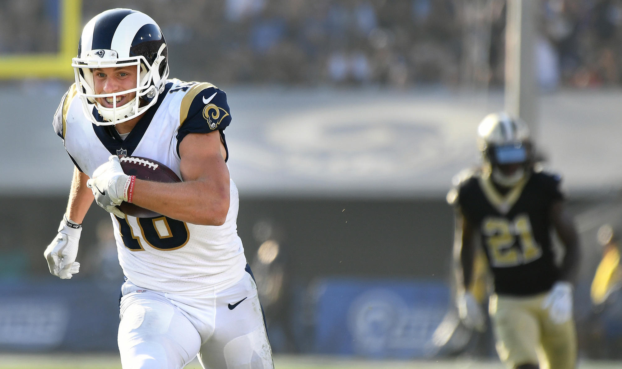 cooper kupp week 12 rookie review