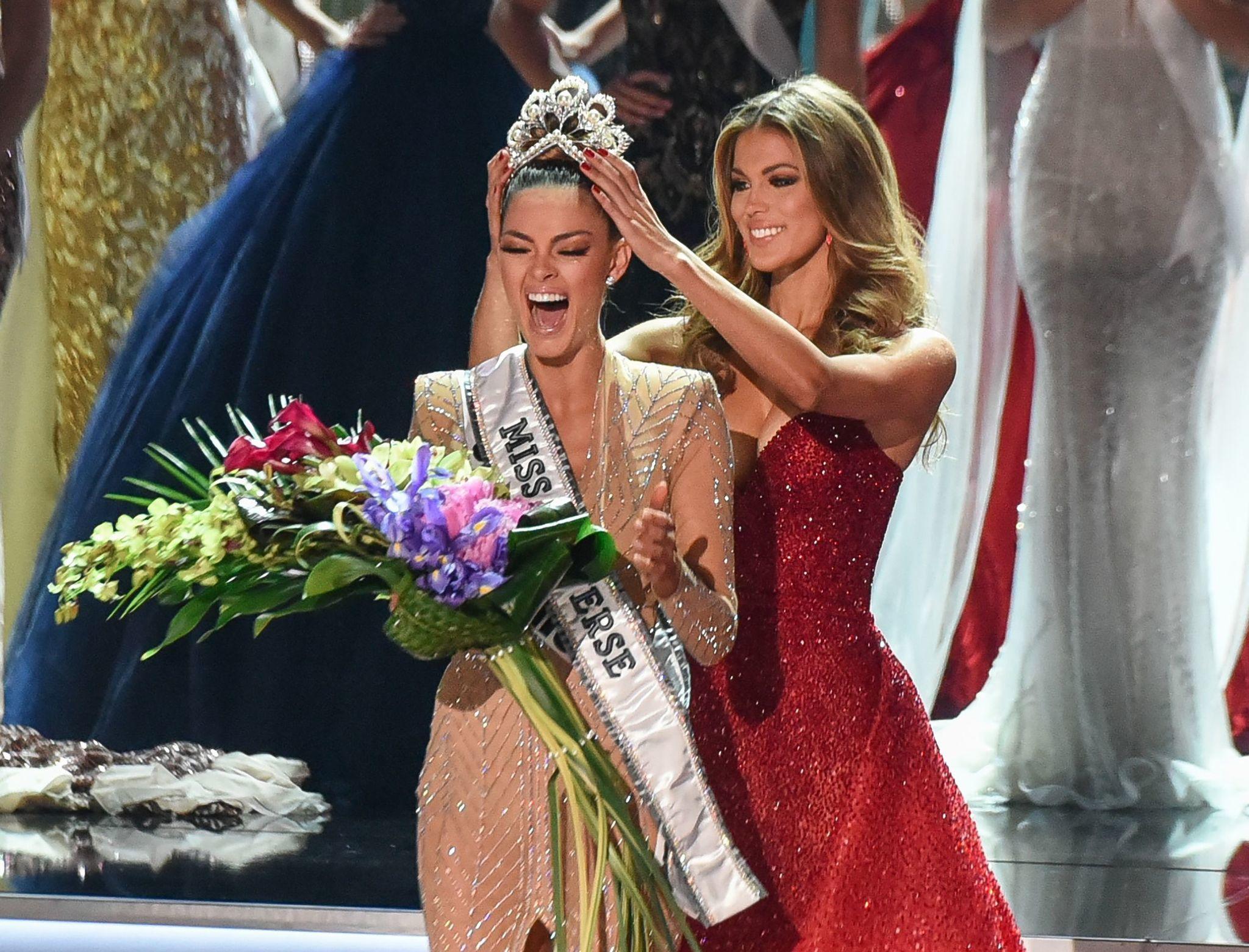 Miss Universo Las Ganadoras 1952 2017 Hoy Chicago