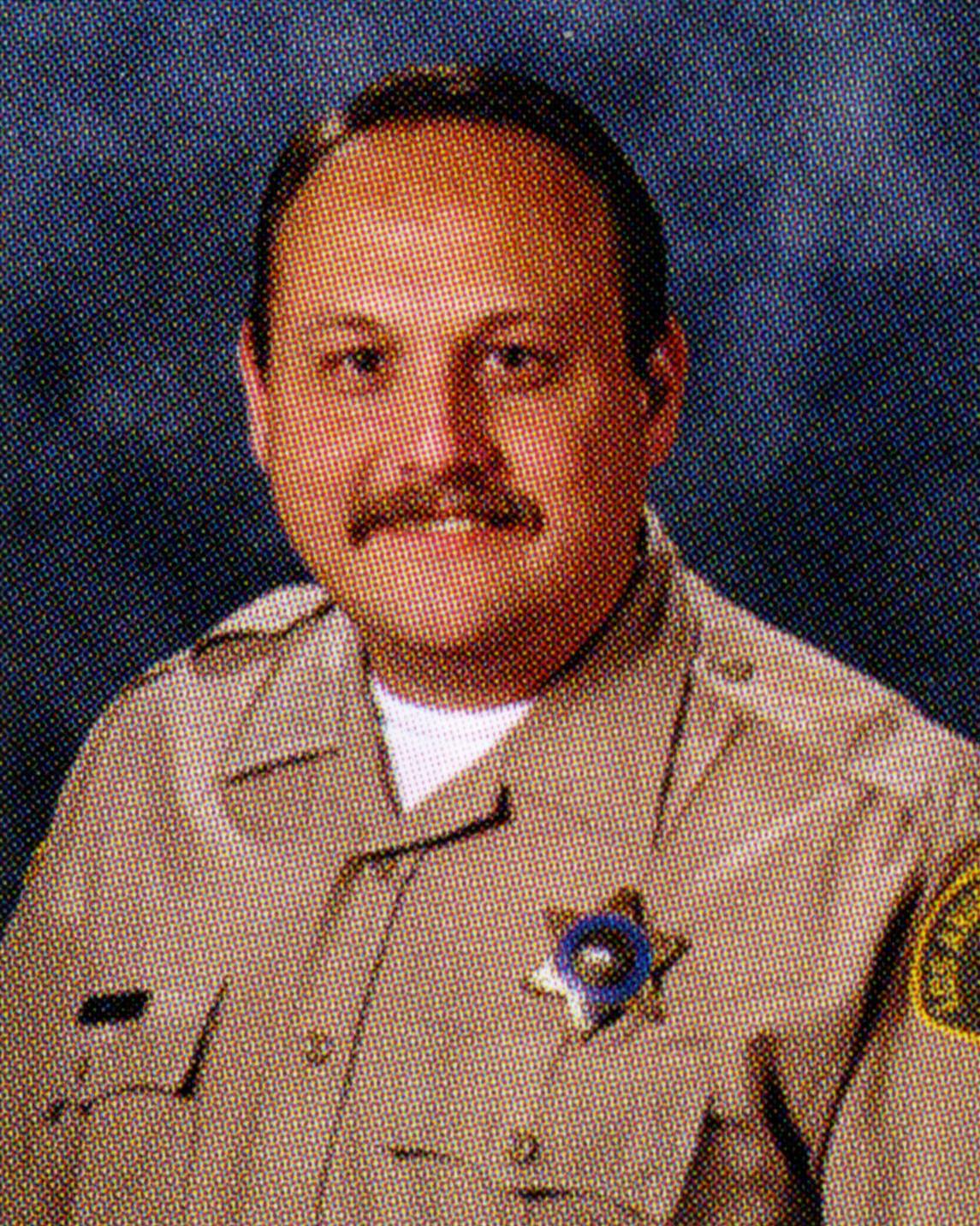 Deputy Jimmie Pate