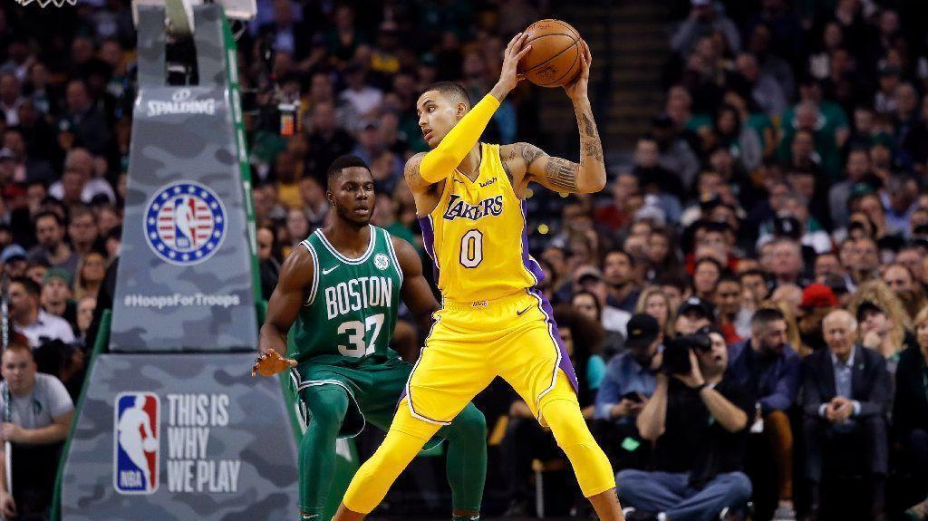 How Kyle Kuzma Found A Path To The Lakers From A Ymca