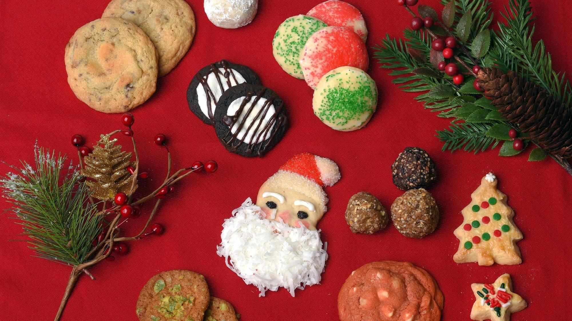 baltimores best holiday cookie recipes for 2017 baltimore sun - Christmas In Baltimore