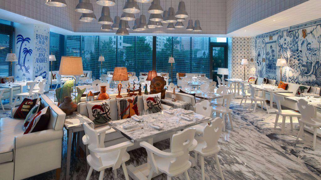 Best Miami Restaurant 2017 Bazaar Mar By Jose Andres