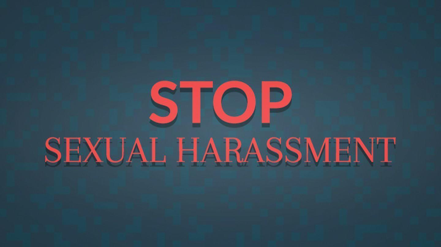 Welcomed sexual harassment