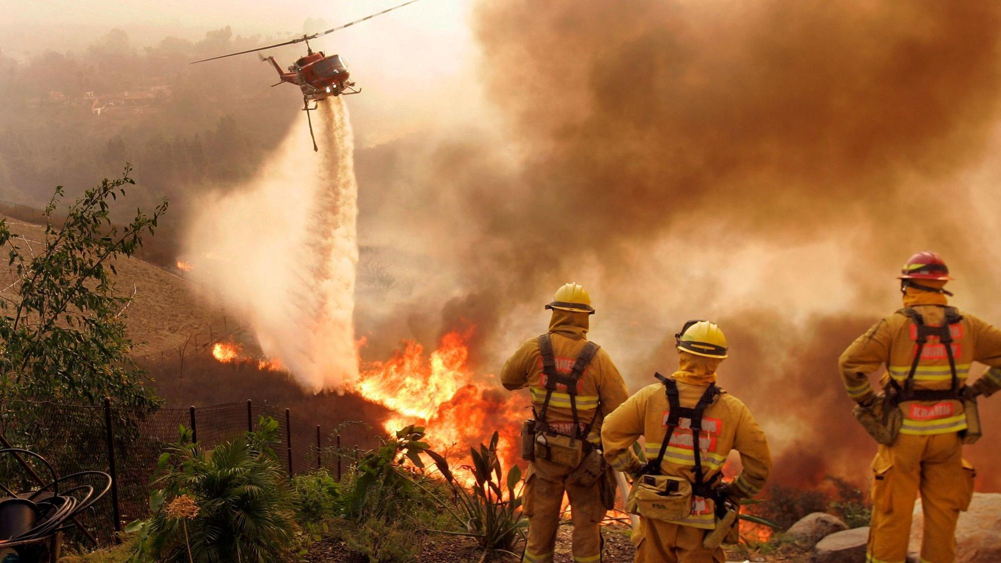 Southern Energy Homes >> CPUC rules against SDG&E in 2007 wildfire case - The San ...