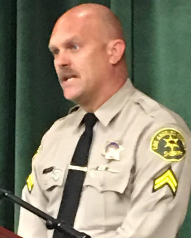 Sex  Lies  Abuse  How these L A  deputies landed on a secret