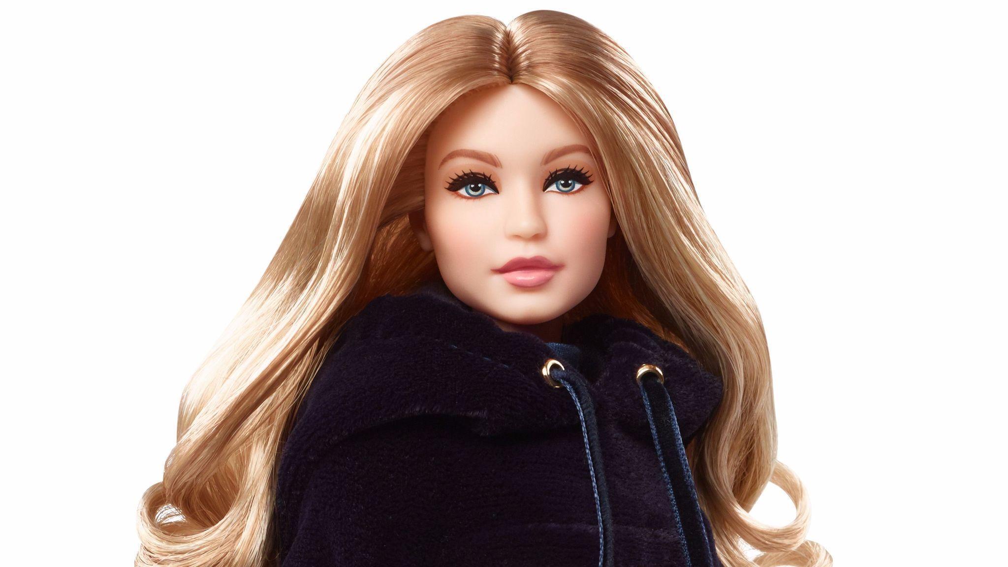 Tommy X Gigi Barbie Doll Ready To Hit Stores