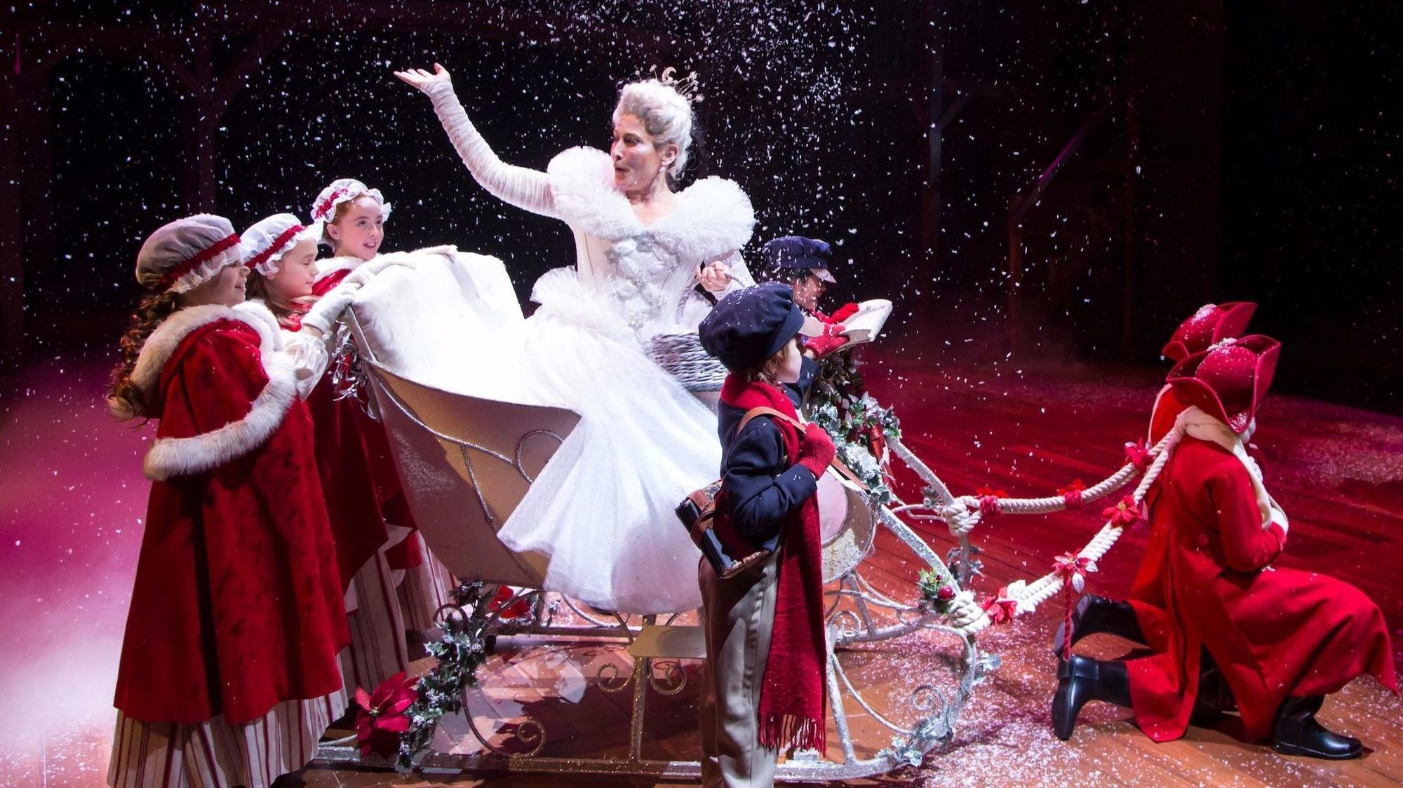 hartford stage christmas carol