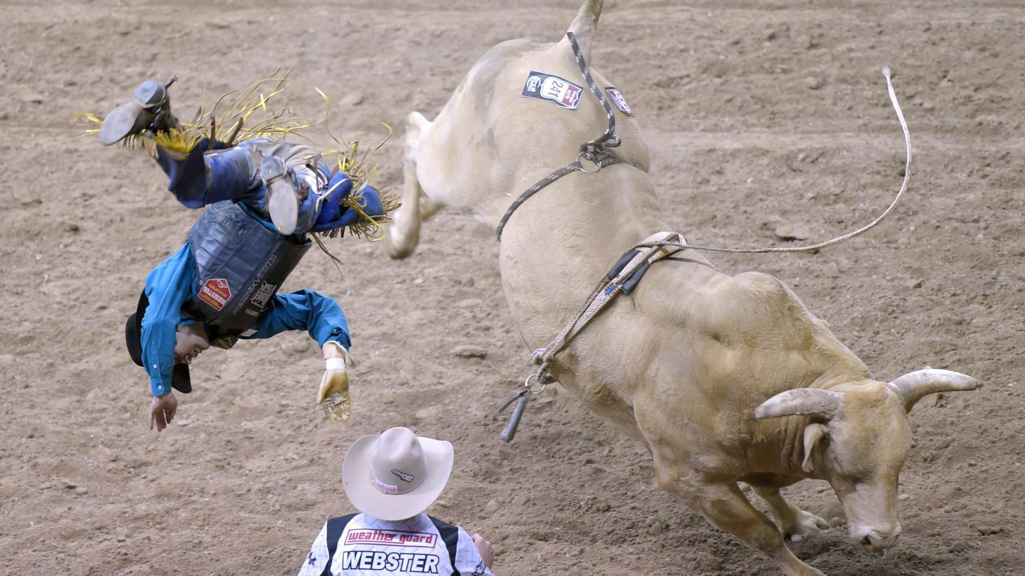 National Rodeo Finals Cowboy Christmas Mart Country