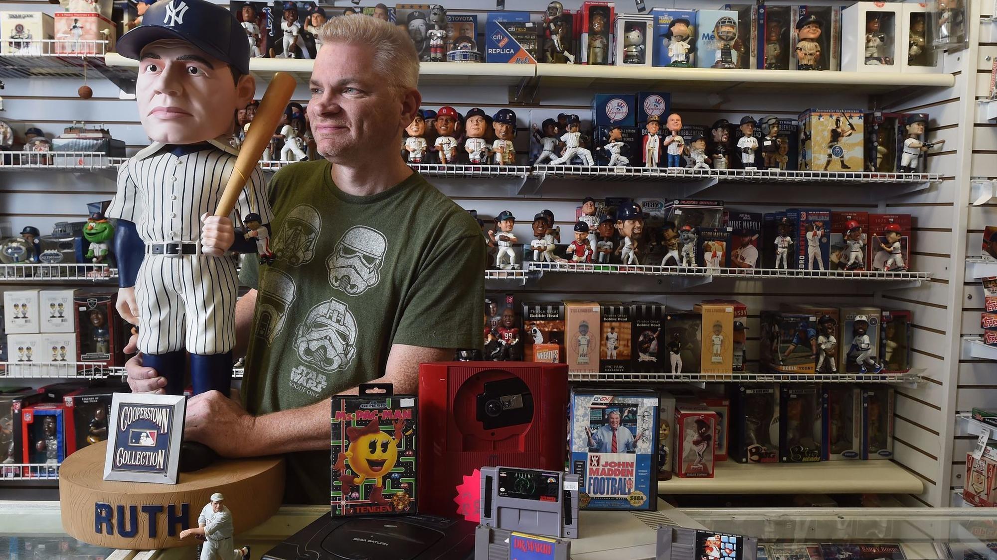 collections store newington store slings sports memorabilia nostalgia