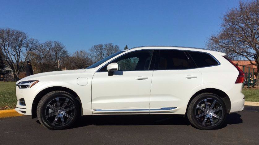 Volvo Surges Ahead Of Compeion With Xc60 Plug In Hybrid Chicago Tribune