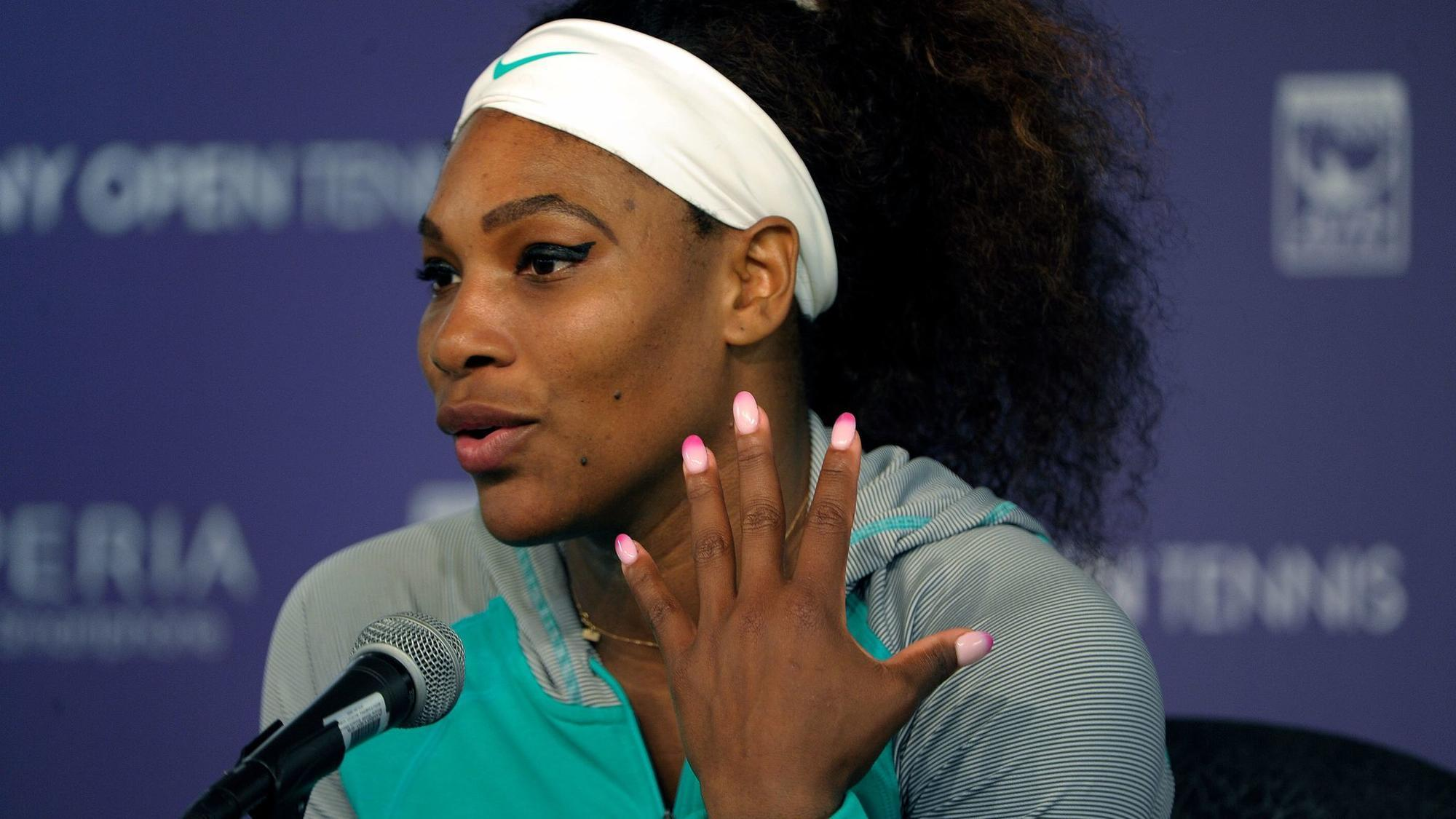 Florida Highway Patrol Traffic >> Serena Williams gets $281 ticket after cop says she hit 86 ...