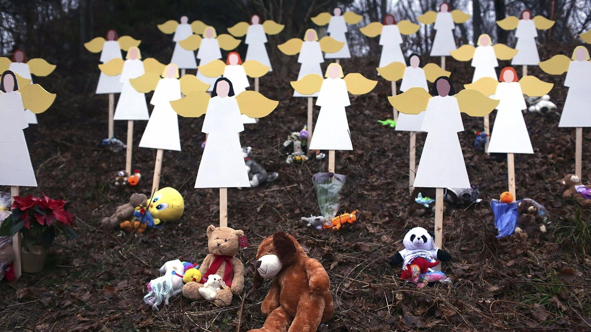 Add at least 57 to the number of gun-related deaths tied to the Sandy Hook mass shooting