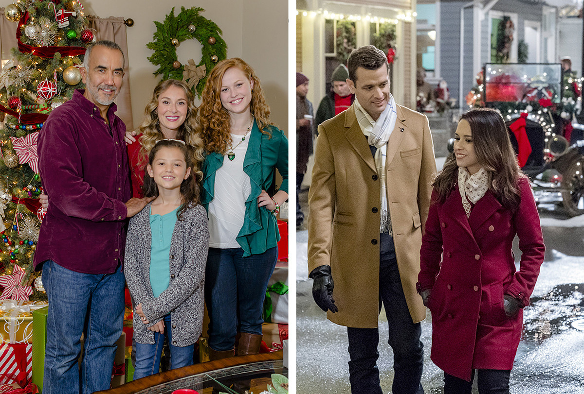 we cant take any more of 2017 so weve turned to the hallmark channel in desperation chicago tribune
