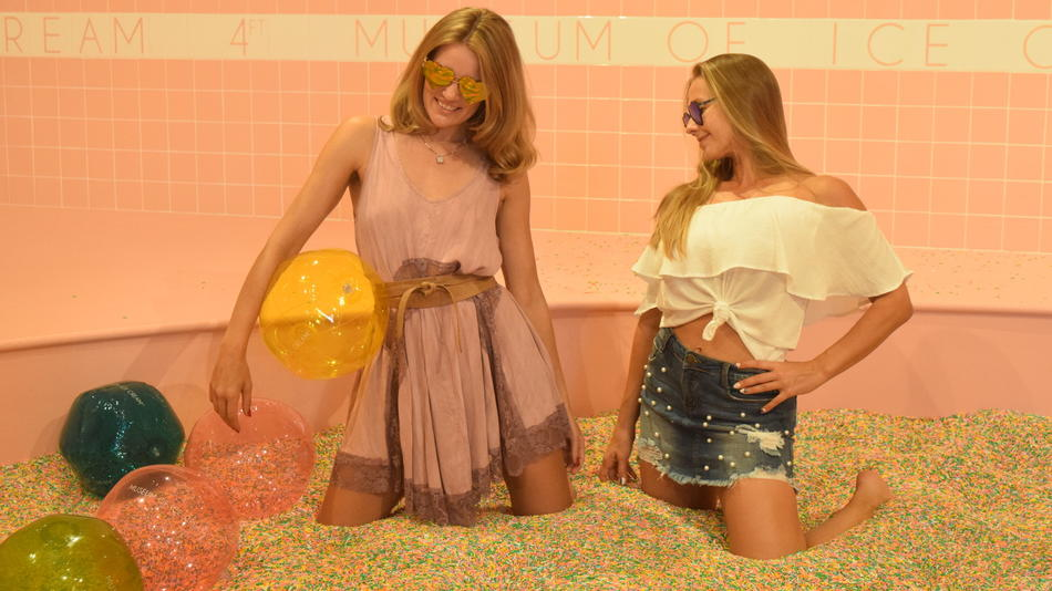 Museum of Ice Cream at Art Basel 2017