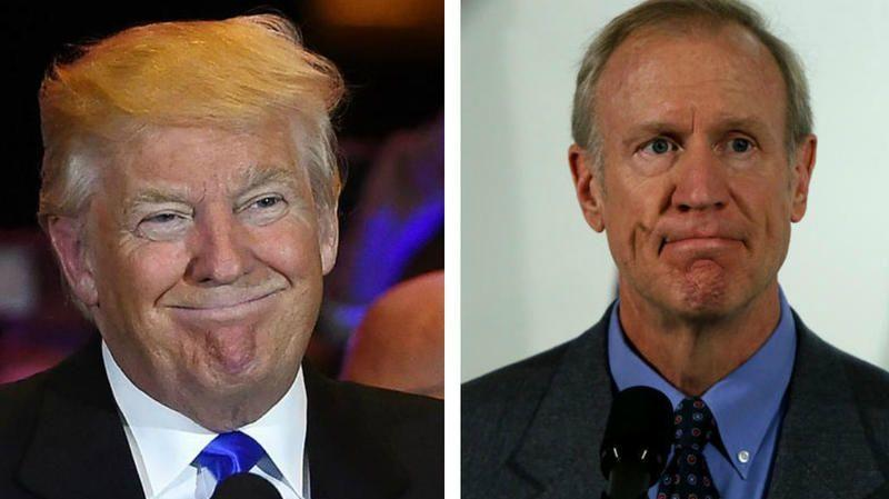 Trump Administration Sides With Rauner In Supreme Court