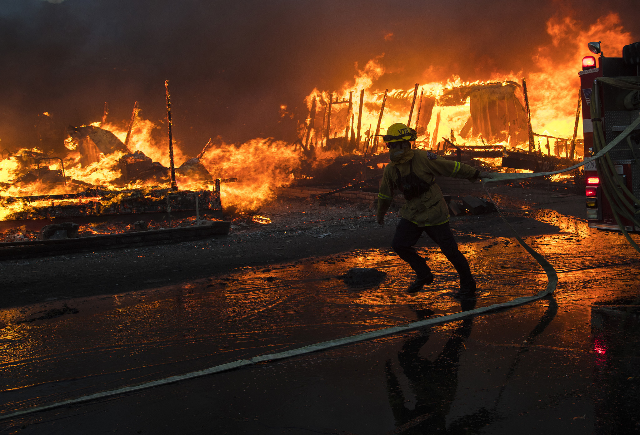 Lilac Fire Pictures >> Photo Gallery Lilac Fire Growing Fast The San Diego Union Tribune