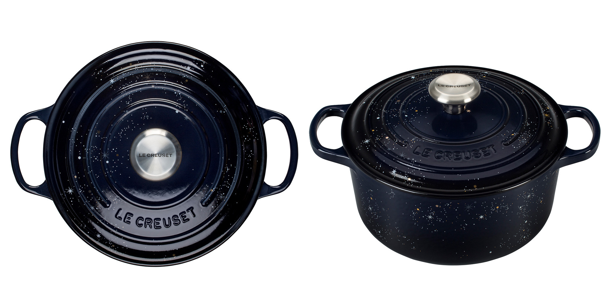 Le Creuset Just Released A New Starry Sky And We Want One Baltimore Sun