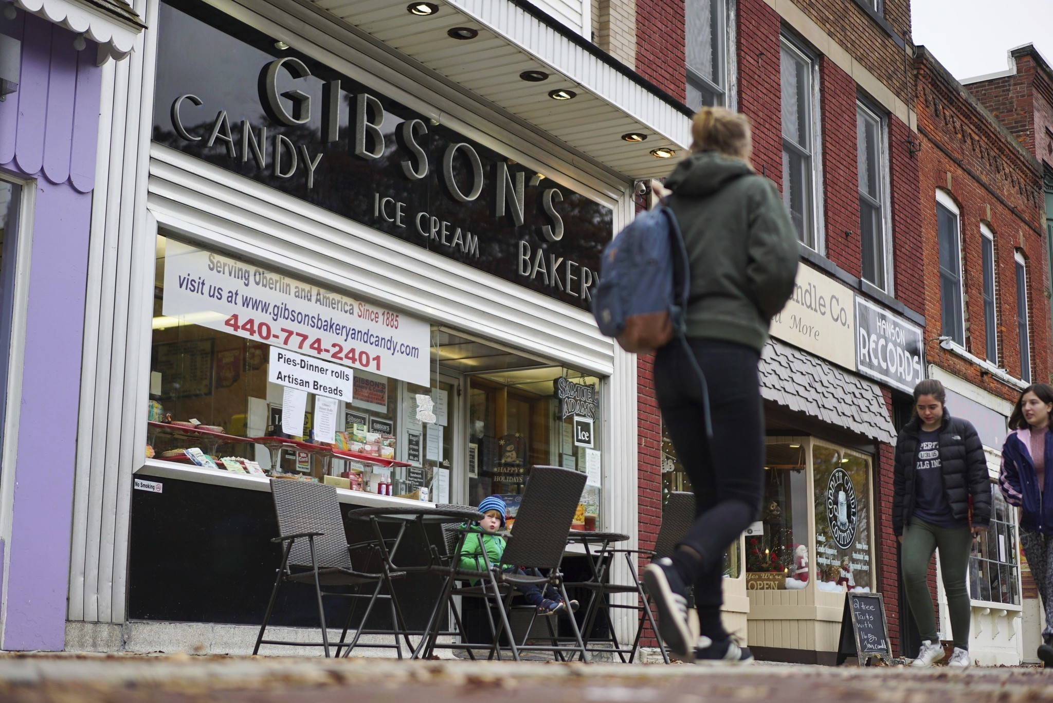 Gibson S Food Mart Bakery Racial
