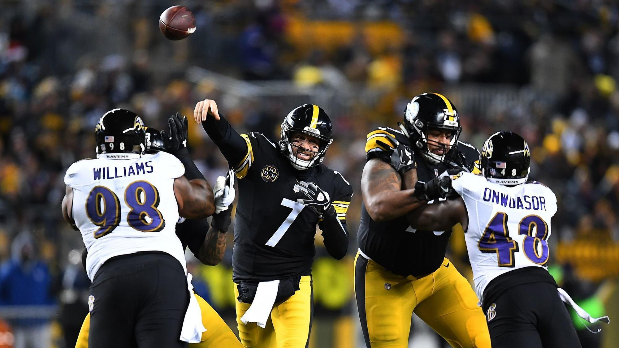 Instant analysis from the Ravens' 39-38 loss to the ...Steelers
