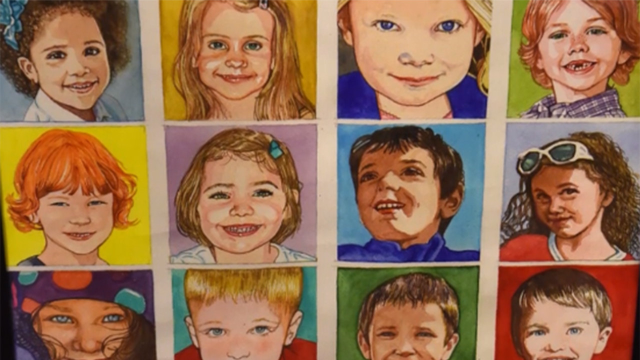 pictures sandy hook shooting victims hartford courant