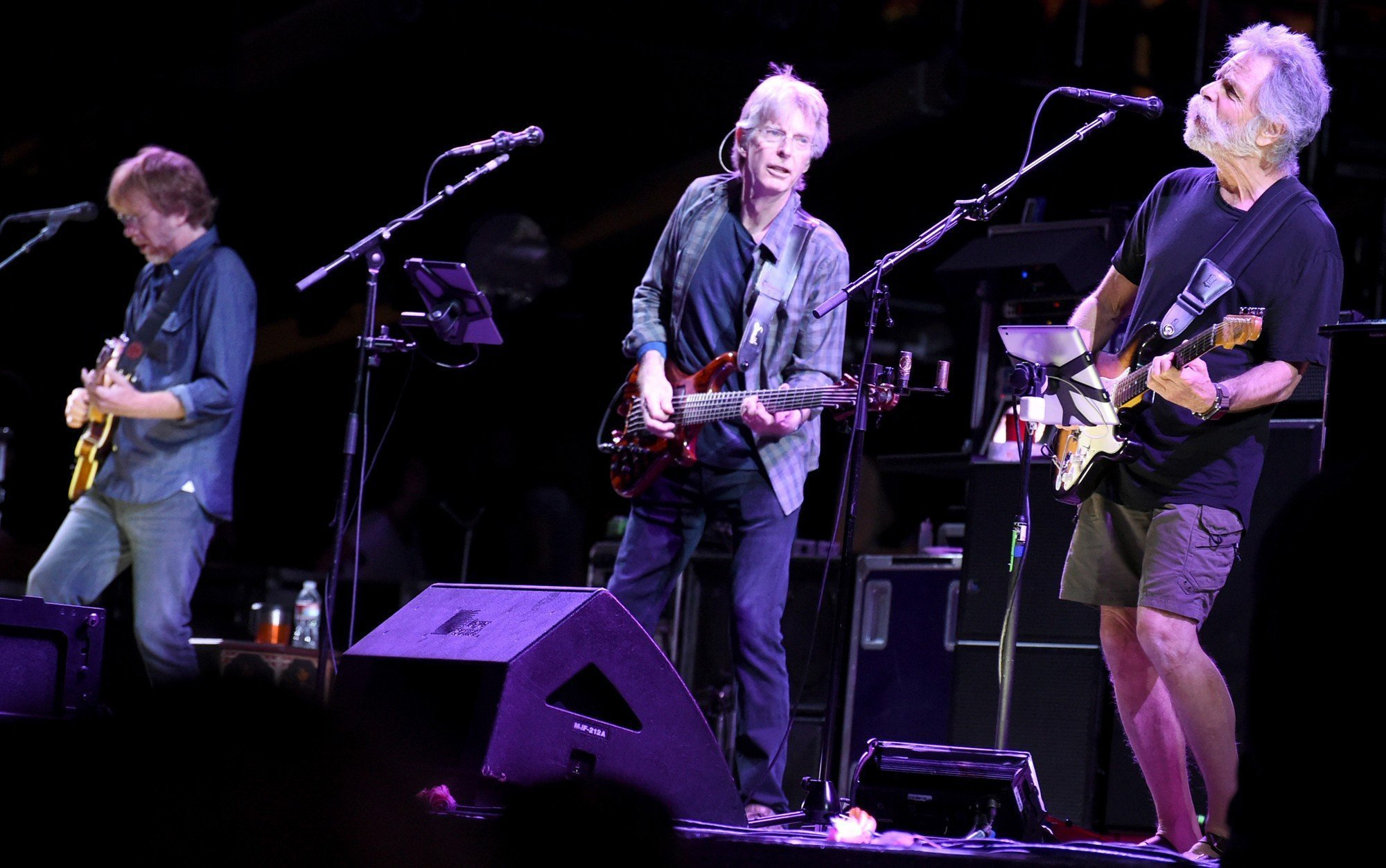 grateful dead 39 s bob weir and phil lesh coming to chicago for duo tour orlando sentinel. Black Bedroom Furniture Sets. Home Design Ideas
