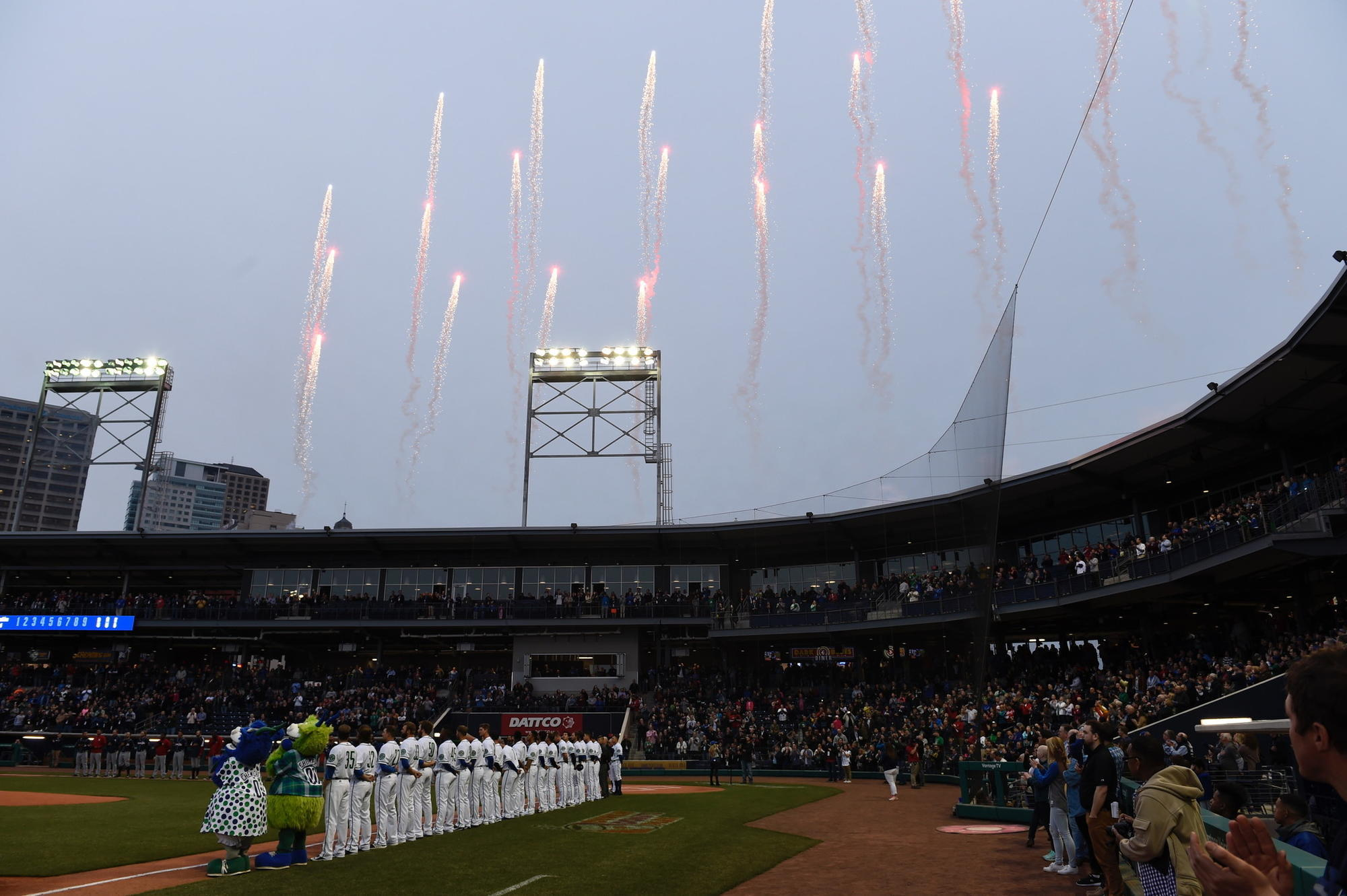 Rockies Yard Goats Extend Agreement Through 2020