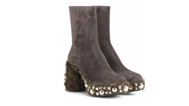 Mui Mui boots