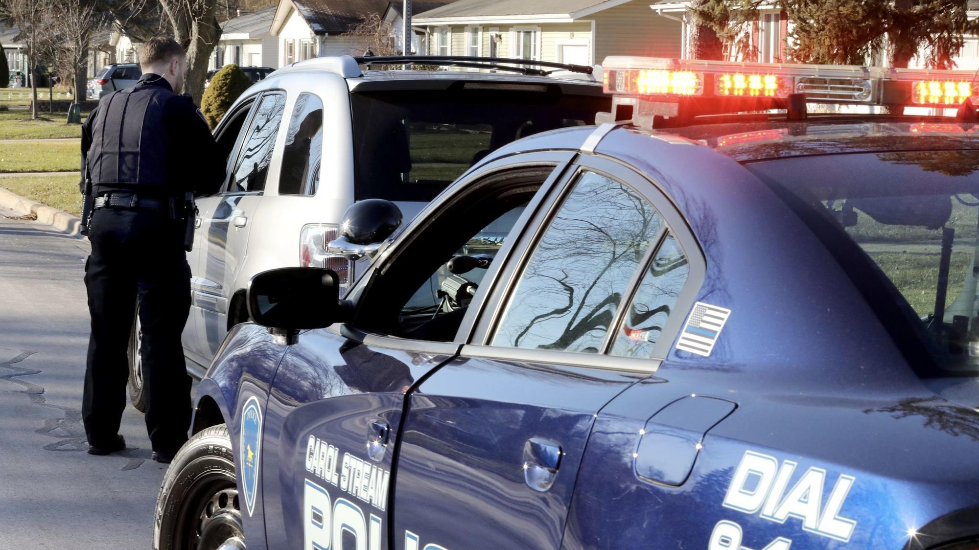 Carol Stream Police To Be First In State Try New Test For Using Drivers Chicago Tribune