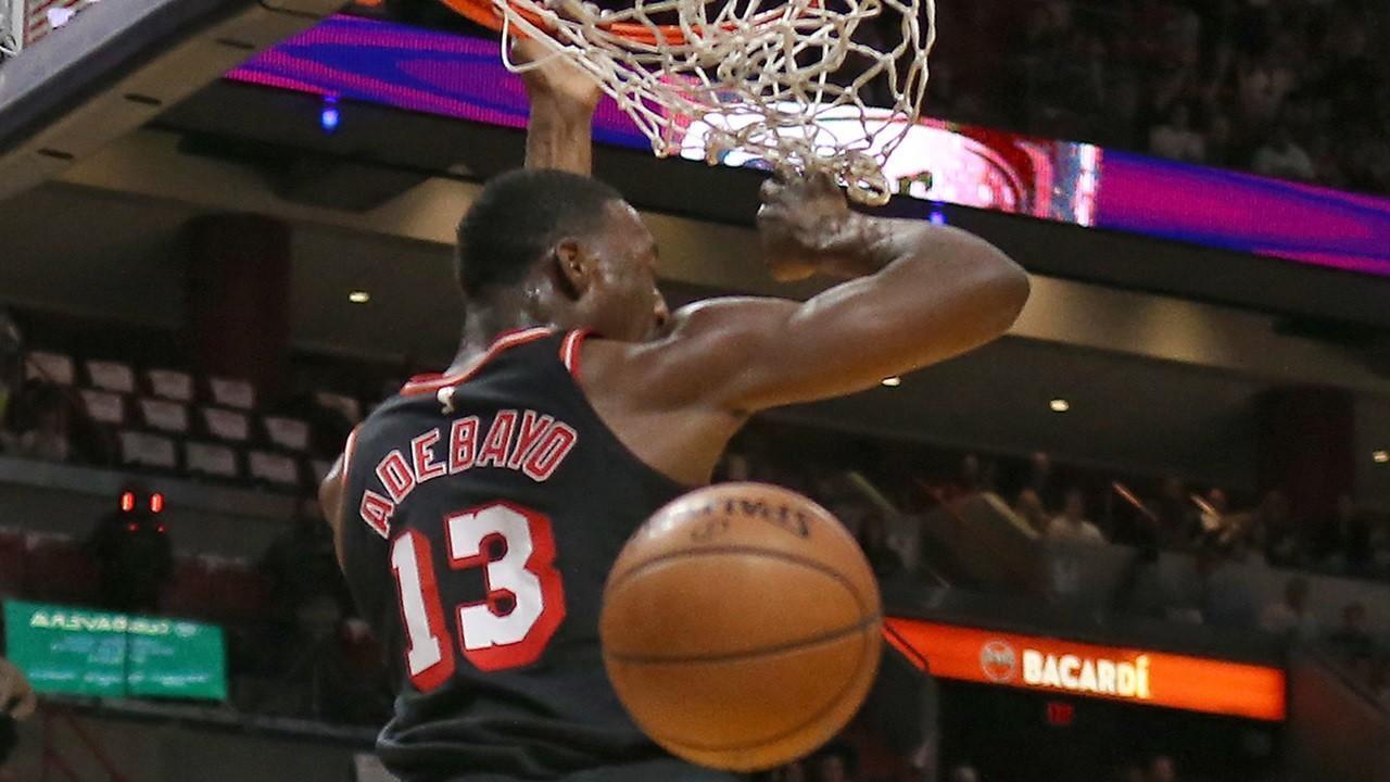 Bam Adebayo Will Make Florida His Bitch Today: Bam Adebayo Rolling With Latest Miami Heat Opportunity