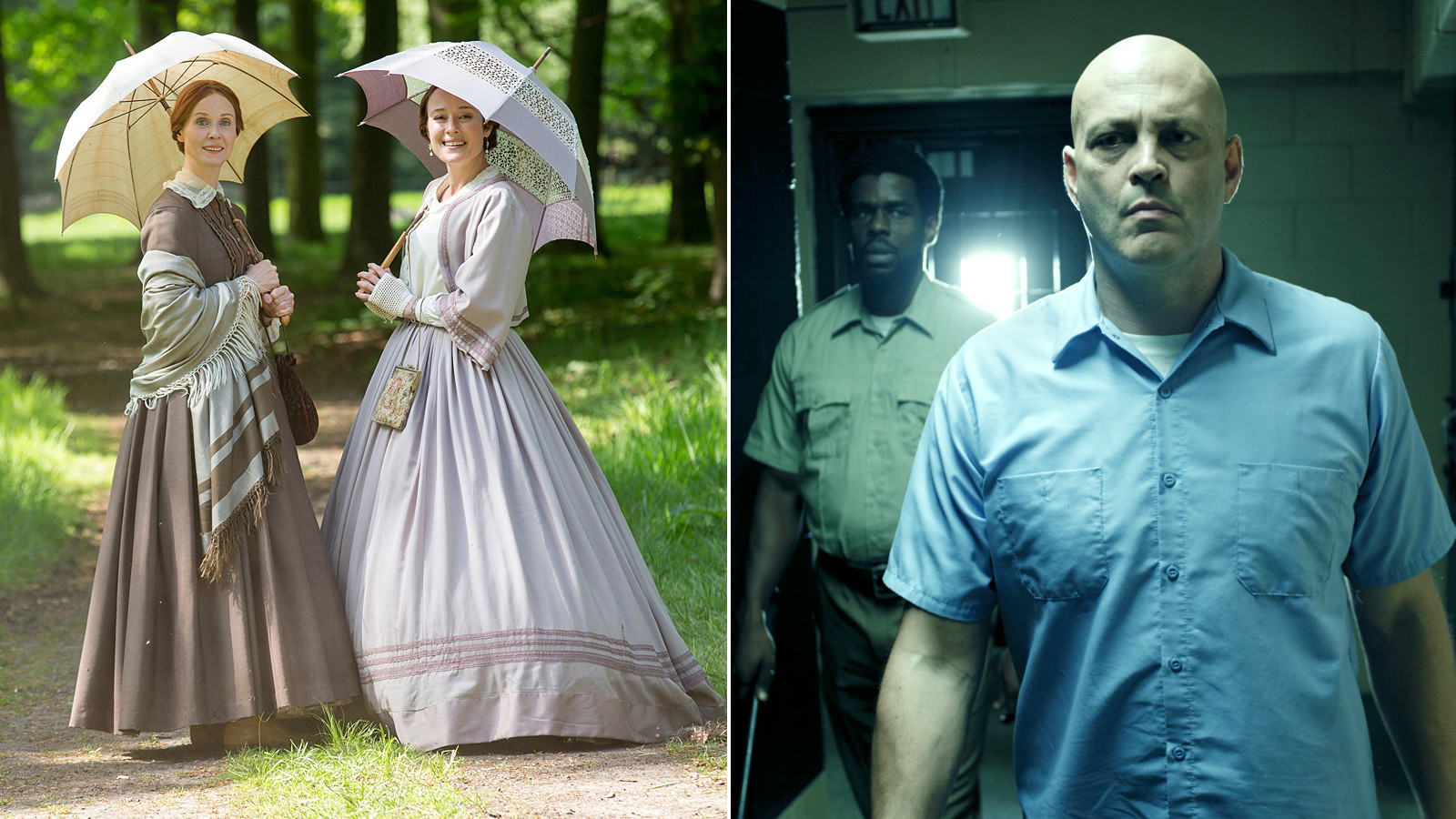 'A Quiet Passion' and 'Brawl in Cell Block 99'