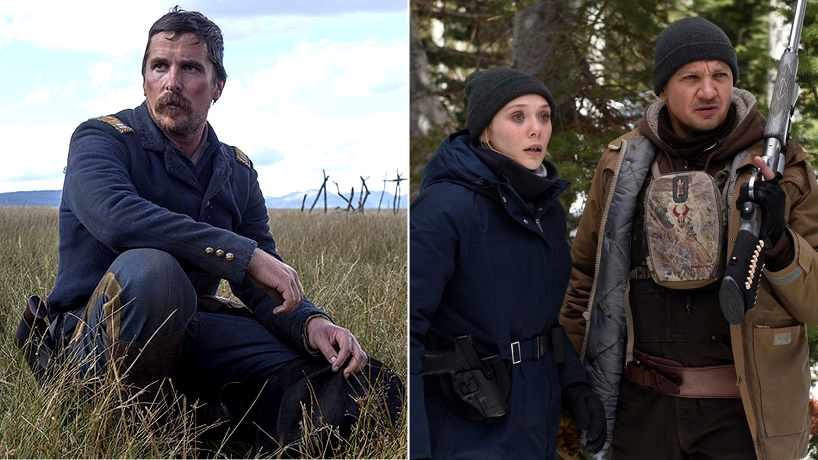 'Hostiles' and 'Wind River'