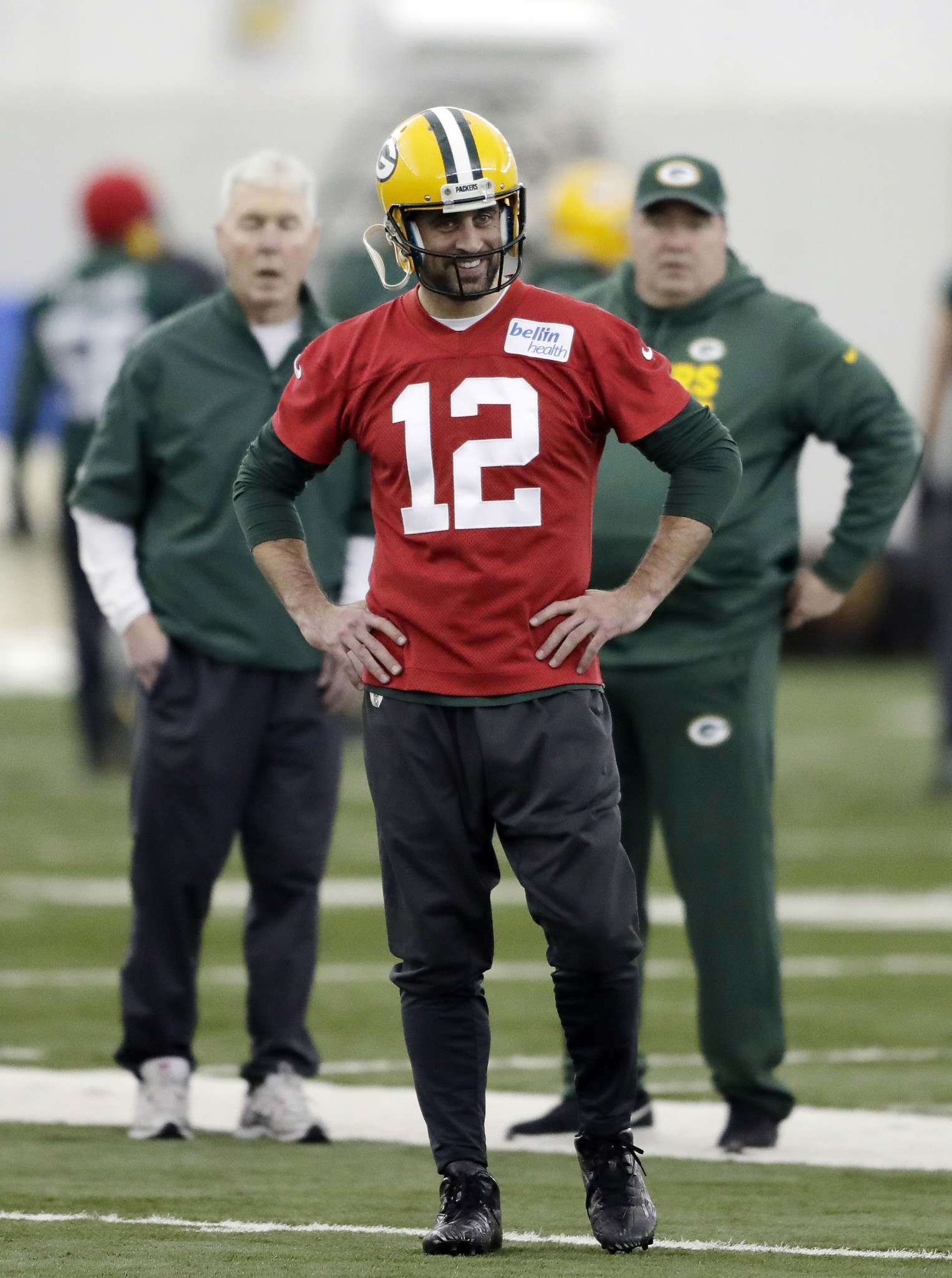 Why You Need To Start Aaron Rodgers In The Fantasy