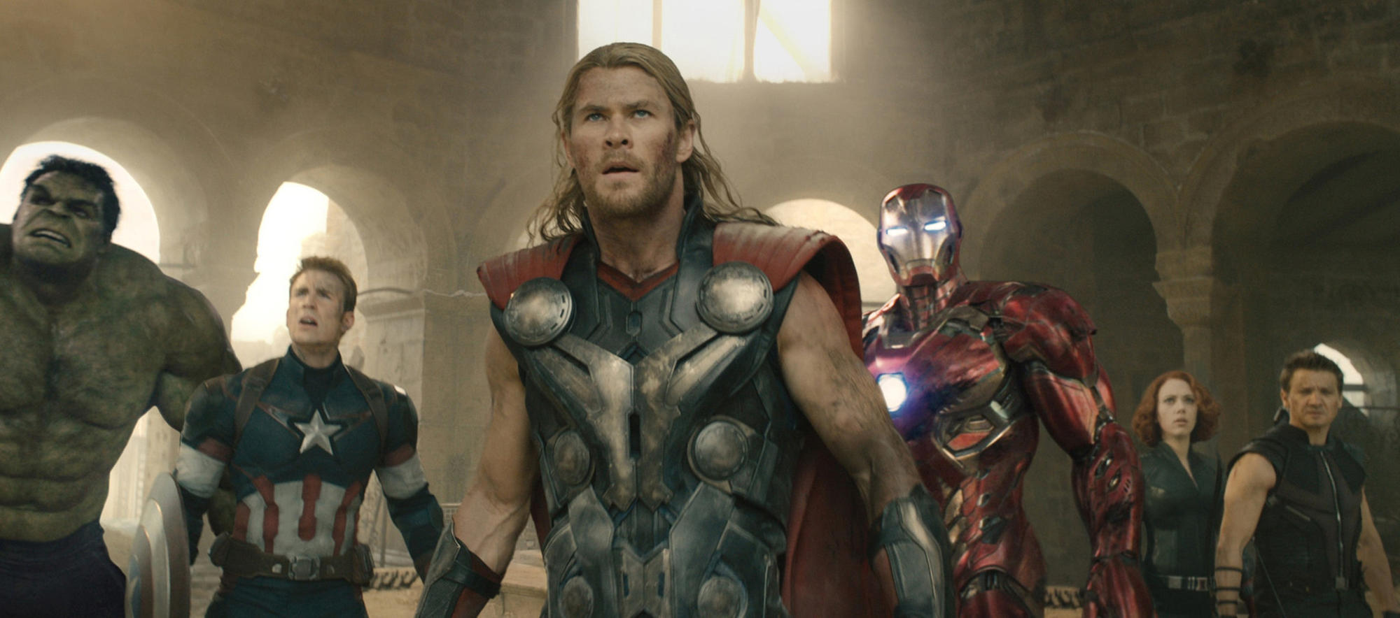 'Avengers: Age of Ultron'