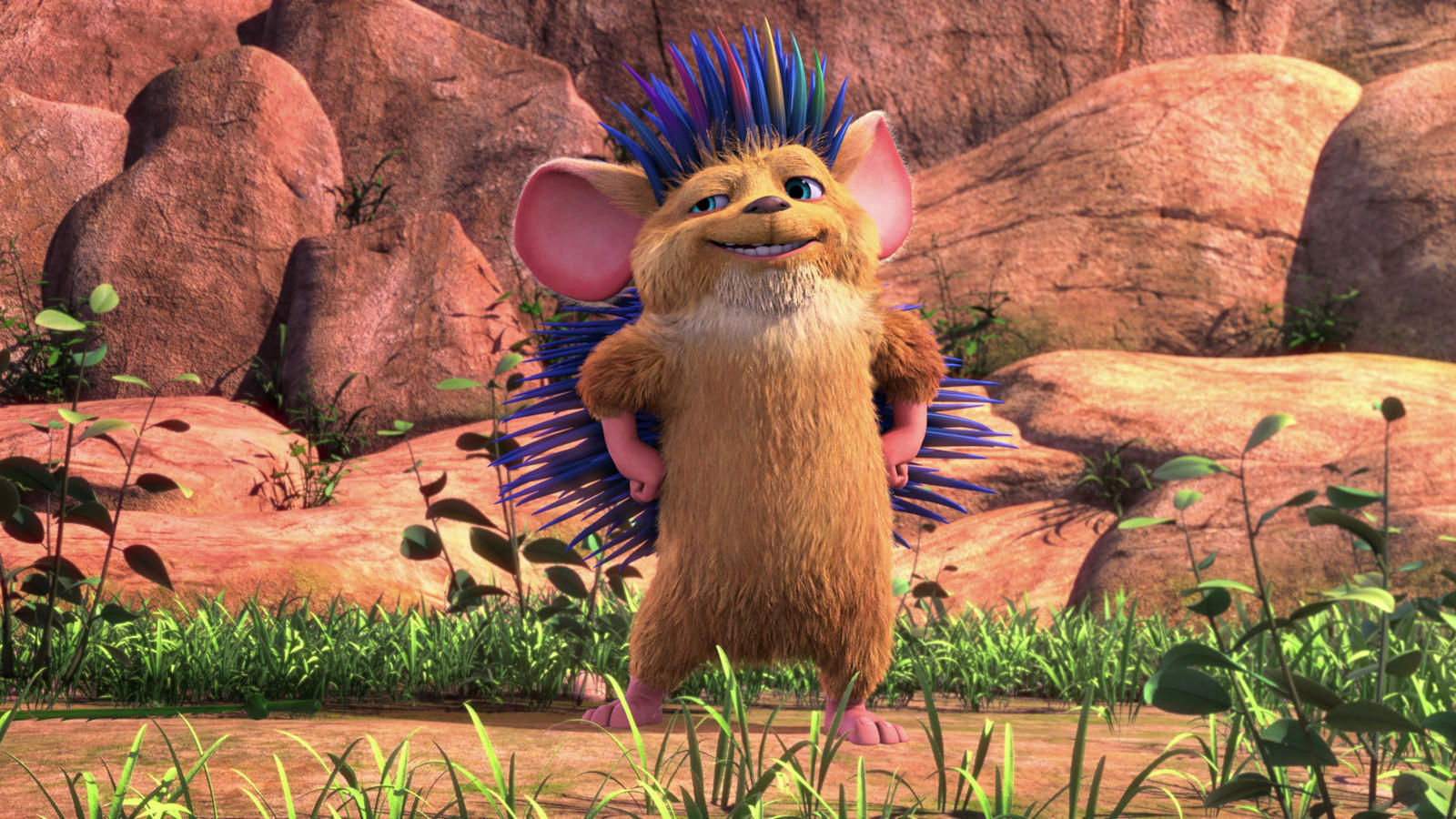 Animated Hedgehogs Fails The Cute Test La Times